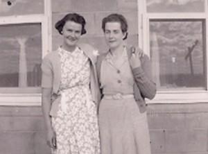 Dorothy Knuckey / Sargeant (nee Church)