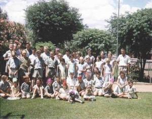 Rev Lindsay Faulkner; Felixstow, SA