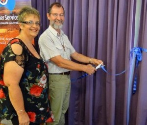 Frontier Services opens Kununurra Community Care