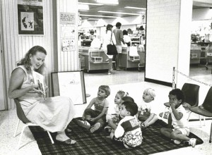 Caring for Karratha children forty years on