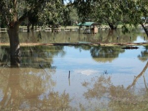 Flooded communities remain resilient