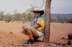 Sandy Kelly; Kuranda, QLD