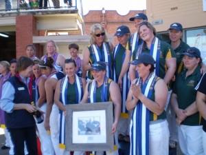 Aussie bush women take the John Flynn trophy