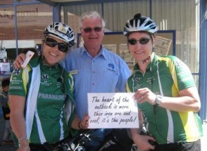 A Show of support for remote Australia