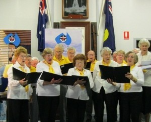 WA centenary celebrations filled with stories and song