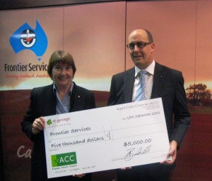 Aged Care Channel supports Frontier Services