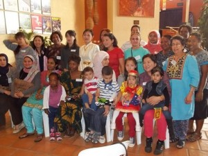 Harmony Day Shared Lunch in Kalgoorlie