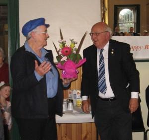 Meg Evans farewells the Midlands of Tasmania