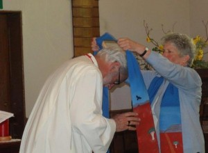 Welcome to the Midlands, Rev Dennis Cousens