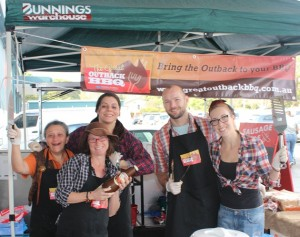 Great Outback BBQ heats up