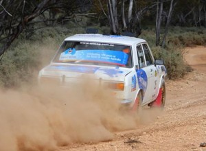 Frontier Services Official Charity Partner of Sydney to London Rally
