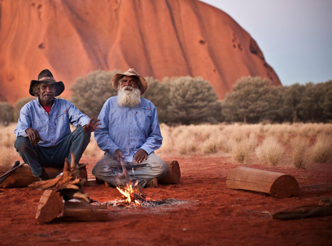 First Peoples at Uluru