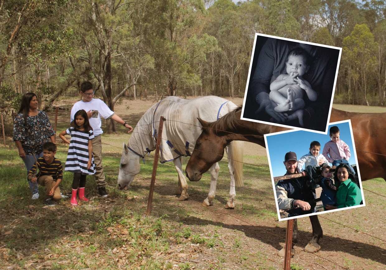 Nina and her husband had barely started to unpack when their Outback dream came crashing down. Find out how our Bush Chaplains can be a ray of light in times of tragedy.