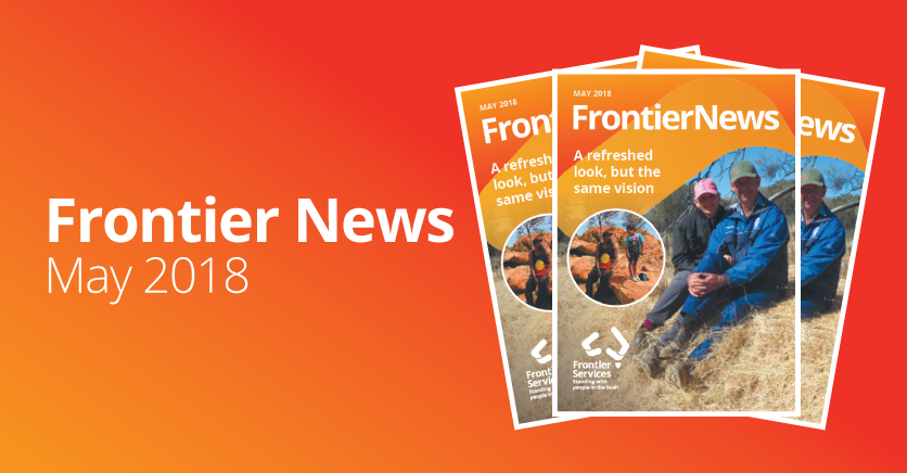 Frontier News – Our May 2018 Edition – Out Now!