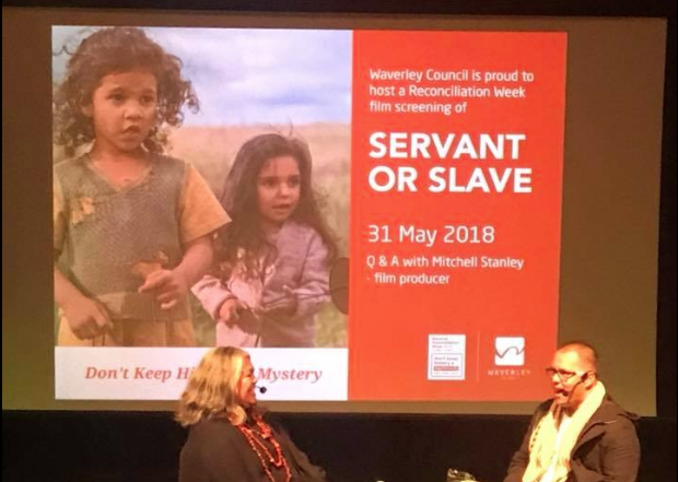 National Reconciliation Week - Servant or Slave - Q&A - Frontier Services