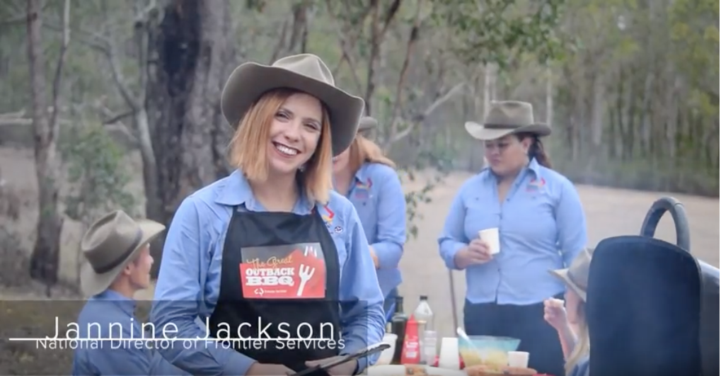 The #GreatOutbackBBQ is back to help our Farmers!
