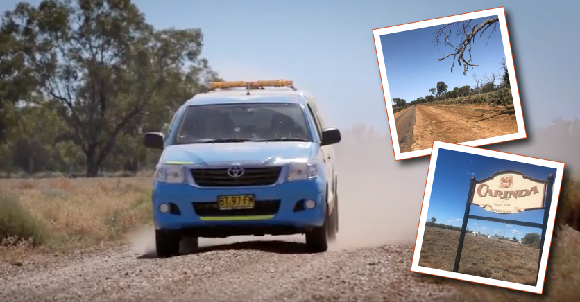 NRMA teams up with bush charity Frontier Services to provide much needed support for farmers.