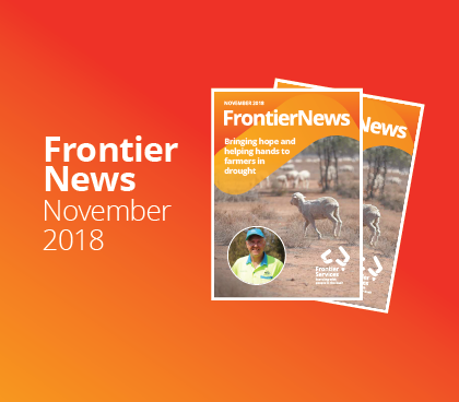 Frontier News - November 2018 Issue