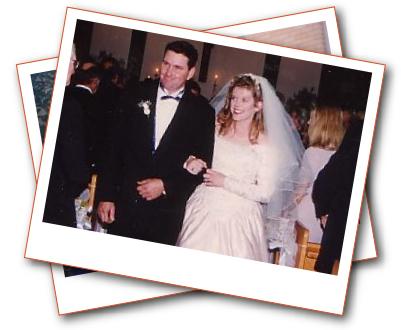 Alison and Rhett's wedding