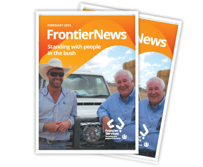 Frontier News Feb 19 Out Now