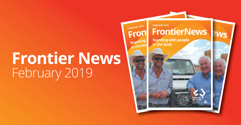 Frontier News – Our February 2019 edition