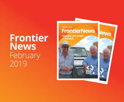 Thumbnail of Frontier News Magazine - February 2019 Edition