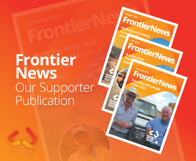 Frontier Services Publication - Frontier News
