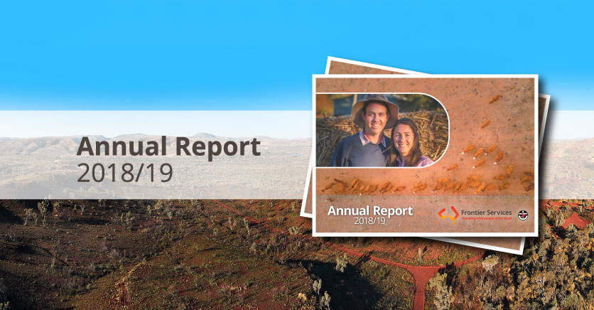 Our Annual Report for 2018-19