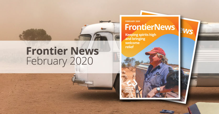 Frontier News – Our February 2020 Edition