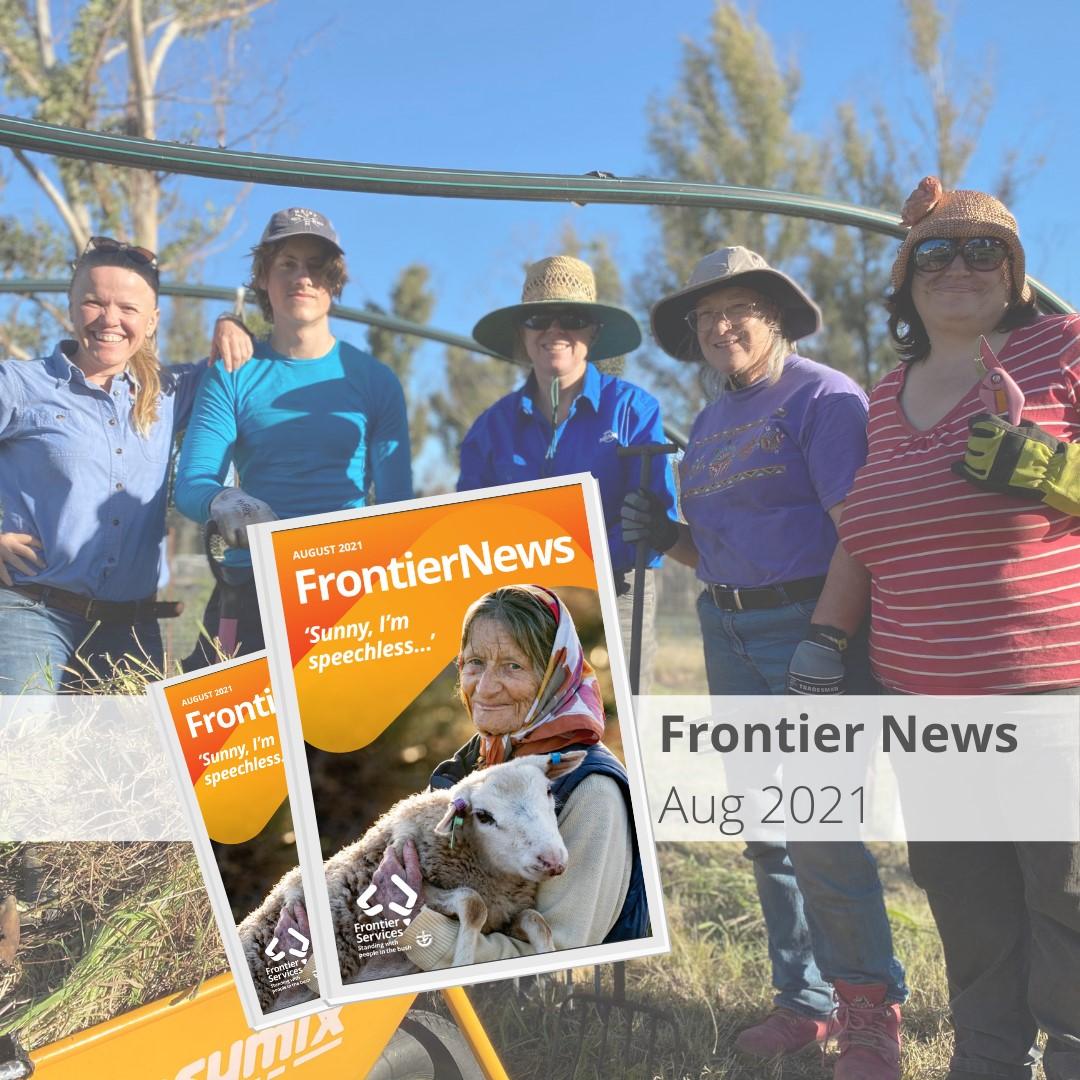 Frontier News August 2021